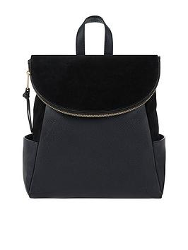 accessorize-accessorize-sabel-zip-flap-leather-backpack