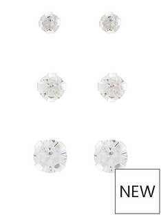 accessorize-st-3x-plain-stud-earring-set-crystal