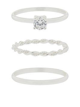 accessorize-st-sparkle-ring-set