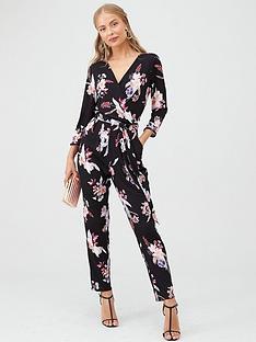 wallis-magnolia-jumpsuit-black