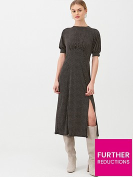 oasis-spot-empire-line-midi-dress