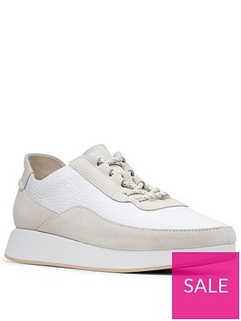 clarks-originals-kiowa-pace-trainers-white