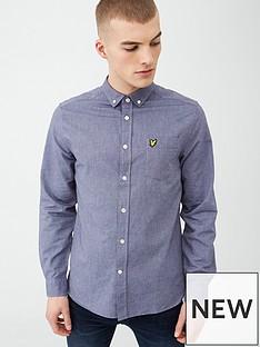 lyle-scott-lyle-scott-oxford-shirt