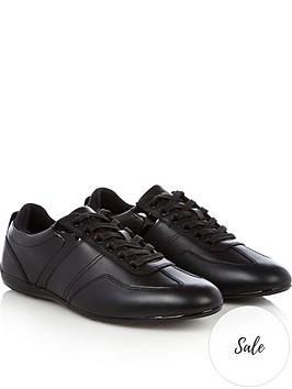 emporio-armani-mens-leather-trainers-black