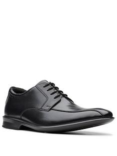 clarks-bensley-run-lace-up-shoe-black
