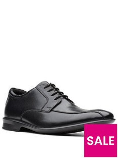 clarks-bensley-run-lace-up-shoe-black