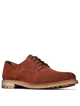 clarks-foxwell-hall-lace-up-shoe