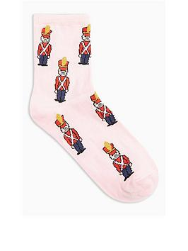 topshop-topshop-toy-soldier-christmas-socks-pink