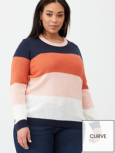 junarose-billu-block-colour-knit-jumper-multi