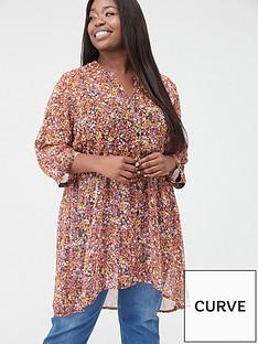 junarose-ariarevea-long-printed-shirt-lilac