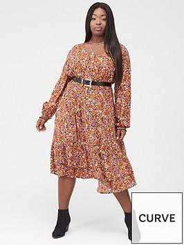 junarose-aria-printed-midi-dress-lilac