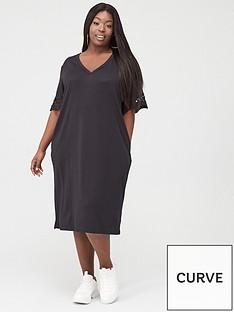 junarose-fara-t-shirt-midi-dress-black