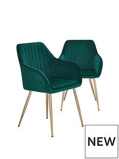 pair-of-alisha-brass-legged-dining-chairs-green