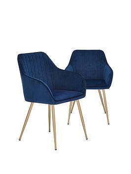pair-of-alisha-brass-legged-dining-chairs-blue