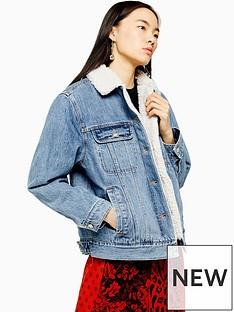 topshop-topshop-borg-denim-jacket-blue