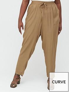 junarose-curve-maika-casual-trousers-stone