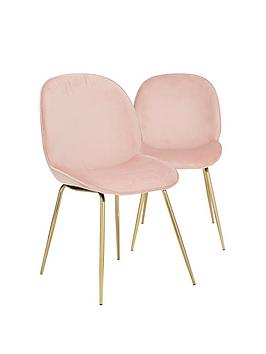 pair-of-penny-fabric-dining-chairs-pinkbrass