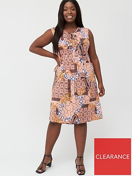 junarose-curve-tofte-sleeveless-dress-multi