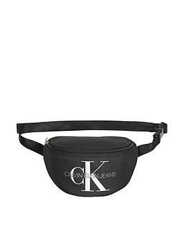 calvin-klein-jeans-childrens-monogram-bumbag-black