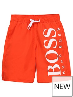boss-boys-classic-logo-swimshort-bright-red
