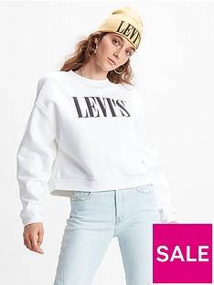 levis-graphic-diana-crew-white