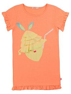 billieblush-girls-lemon-applique-short-sleeve-t-shirt-dress-peach