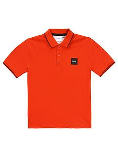 boss-boys-classic-short-sleeve-pique-badge-polo-bright-red