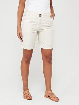 v-by-very-longer-length-poplin-shorts-ecru