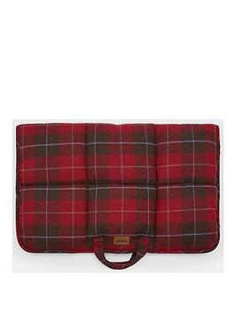 joules-joules-heritage-tweed-collection-travel-bed