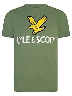 lyle-scott-boys-short-sleeve-eagle-logo-t-shirt