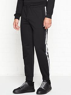 emporio-armani-logo-tape-trousers-black
