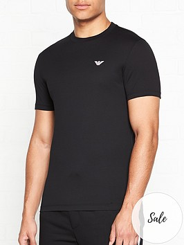 emporio-armani-small-eagle-logo-t-shirt-black