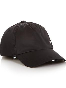emporio-armani-mens-eagle-logo-baseball-cap--nbspblack