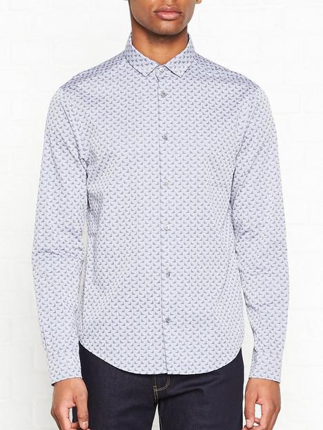 emporio-armani-all-over-logo-shirt-grey