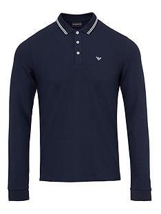 emporio-armani-long-sleeve-polo-shirt-navy