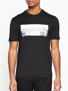 emporio-armani-3d-city-print-t-shirt-black