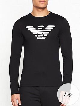 emporio-armani-logo-long-sleeve-t-shirt-black