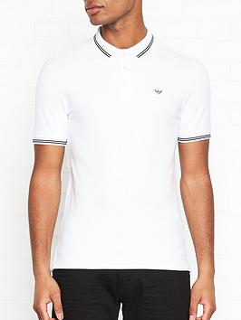 emporio-armani-eagle-logo-polo-shirt-white