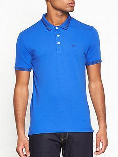 emporio-armani-eagle-logo-polo-shirt-blue