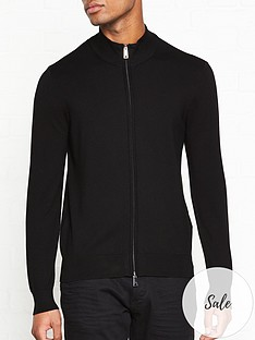 emporio-armani-basic-zip-jumper-black