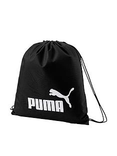 puma-phase-gym-sack-black