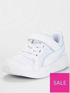 puma-x-ray-ac-childrens-trainers-white