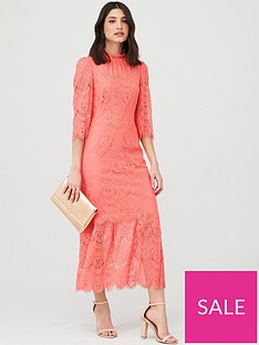 v-by-very-lace-midaxi-dress-coral