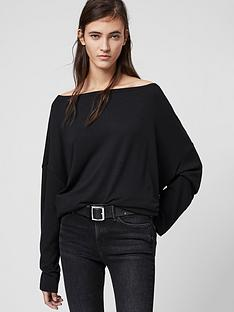 allsaints-rita-long-sleeve-top-black