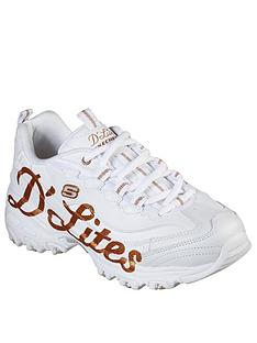 skechers-dlites-glitzy-city-trainers