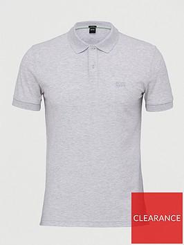 boss-golf-piro-short-sleeve-polo-shirt-grey