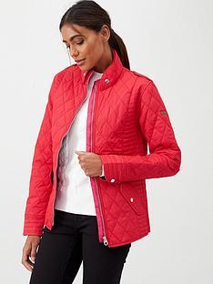 regatta-carita-quilted-jacket-red