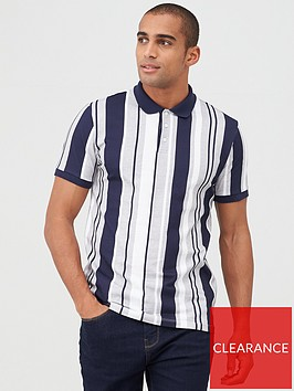 very-man-vertical-stripe-polo-shirt-multiple-colours