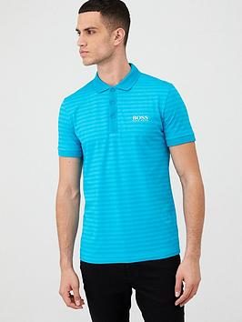 boss-paule-pro-polo-shirt-turquoise