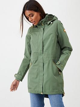 regatta-alerie-waterproof-jacket-khaki